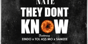 Nate - They Don't Know Ft. Eindo, Tol A$$ Mo & Samzee